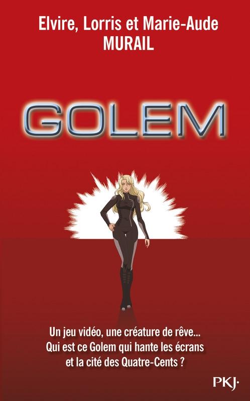 Couverture Golem, intégrale