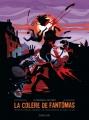Couverture La colère de Fantômas, tome 3 : A tombeau ouvert Editions Dargaud 2015