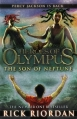 Couverture Héros de l'Olympe, tome 2 : Le Fils de Neptune Editions Puffin Books 2011