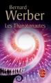 Couverture Cycle des anges, tome 1 : Les thanatonautes Editions Le Livre de Poche 1996