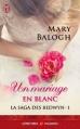 Couverture La saga des Bedwyn, tome 1 : Un mariage en blanc Editions J'ai Lu (Pour elle - Aventures & passions) 2014