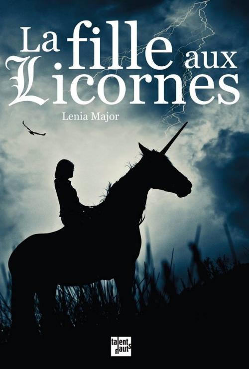 Couverture La fille aux licornes, intégrale