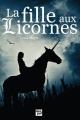 Couverture La fille aux licornes, intégrale Editions Talents Hauts 2015