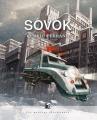 Couverture Sovok Editions Les Moutons Electriques (La bibliothèque voltaïque) 2015