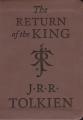 Couverture Le Seigneur des Anneaux, tome 3 : Le retour du roi Editions Houghton Mifflin Harcourt 2014