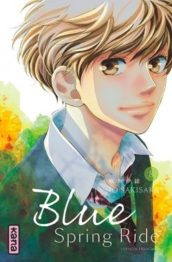 Couverture Blue Spring Ride, tome 08