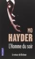Couverture L'homme du soir Editions Pocket 2009