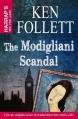 Couverture Le scandale Modigliani Editions Harrap's 2014
