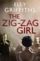 Couverture The Zig-Zag Girl Editions Quercus 2014