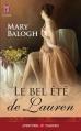 Couverture La saga des Bedwyn, tome 0.1 : Le bel été de Lauren Editions J'ai Lu (Pour elle - Aventures & passions) 2014
