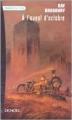 Couverture A l'ouest d'octobre Editions Denoël (Présence du futur) 1999