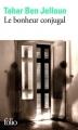 Couverture Le bonheur conjugal Editions Folio  2012
