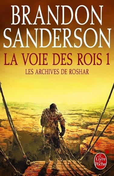 Couverture Les archives de Roshar, tome 1 : La voie des rois, partie 1
