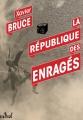 Couverture La république des enragés Editions ActuSF 2015