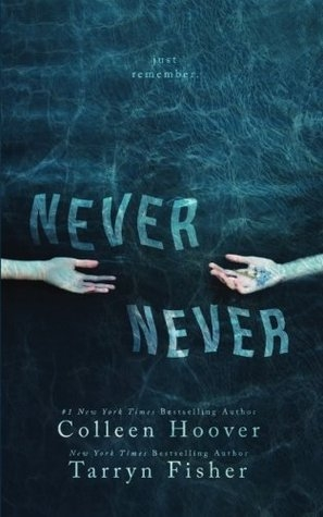 Couverture Never Never, book 1