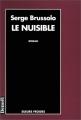 Couverture Le nuisible Editions Denoël (Sueurs froides) 1994
