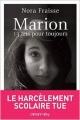 Couverture Marion, 13 ans pour toujours Editions Calmann-Lévy (Documents, Actualités, Société) 2015