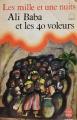 Couverture Ali Baba et les quarante voleurs / Ali Baba et les 40 voleurs Editions Le Livre de Poche (Jeunesse) 1979