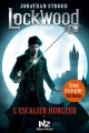 Couverture Lockwood & co., tome 1 : L'escalier hurleur Editions Albin Michel (Jeunesse - Wiz) 2014