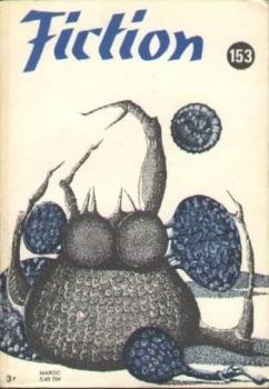 Couverture Fiction, tome 153