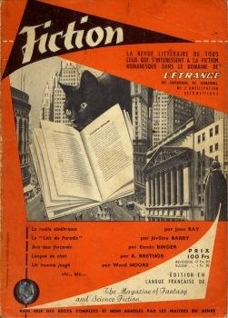 Couverture Fiction, tome 009