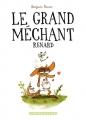 Couverture Le grand méchant renard Editions Delcourt (Shampooing) 2015