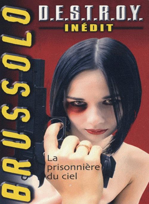 Couverture Destroy, tome 2 : La prisonnière du ciel