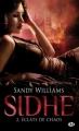 Couverture Sidhe, tome 2 : Éclats de chaos Editions Milady 2014