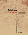 Couverture 3 minutes pour comprendre l'univers de Tolkien / Tolkien en 3 minutes : La vie, l'oeuvre et l'influence de l'écrivain culte de fantasy Editions Hurtubise 2014