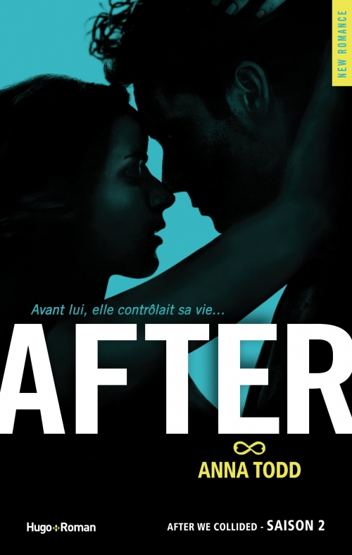 Couverture After, intégrale, tome 2 : After we collided / La collision