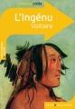 Couverture L'ingénu  Editions Belin / Gallimard (Classico - Lycée) 2012