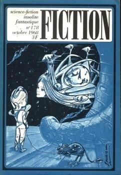 Couverture Fiction, tome 178