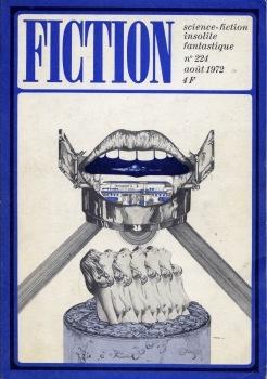Couverture Fiction, tome 224