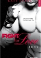 Couverture Fight for love, tome 3 : Remy Editions Hugo & cie (New romance) 2015