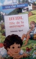 Couverture Heidi /  Heidi, fille de la montagne Editions Hemma (Livre club jeunesse) 2001