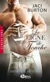 Couverture Les idoles du stade, tome 04 : La ligne de touche Editions Milady (Romance - Sensations) 2014