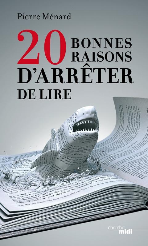 20 bonnes raisons d 39 arr ter de lire livraddict - Disponibilite d office pour raison de sante ...