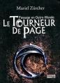 Couverture Le tourneur de page, tome 1 : Passage en outre-monde Editions Eveil et découvertes 2013