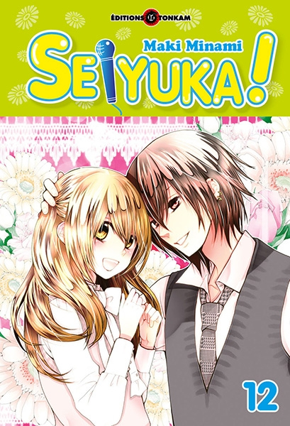 Couverture Seiyuka!, tome 12