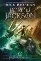 Couverture Percy Jackson, tome 1 : Le voleur de foudre Editions Disney-Hyperion 2014