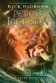 Couverture Percy Jackson, tome 2 : La Mer des monstres Editions Disney-Hyperion 2014