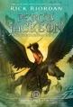 Couverture Percy Jackson, tome 3 : Le Sort du titan Editions Disney-Hyperion 2014