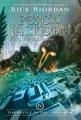 Couverture Percy Jackson, tome 4 : La Bataille du labyrinthe Editions Disney-Hyperion 2014