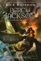 Couverture Percy Jackson, tome 5 : Le dernier olympien Editions Disney-Hyperion 2014