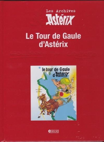 Couverture Astérix, tome 05 : Le tour de Gaule d'Astérix