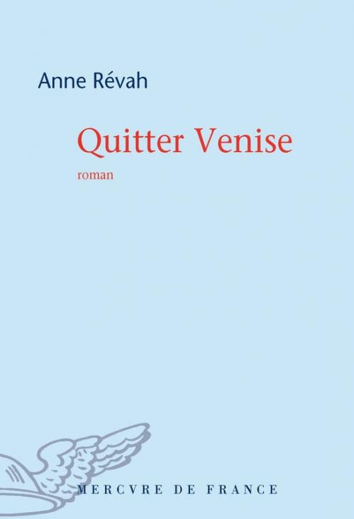 Couverture Quitter Venise