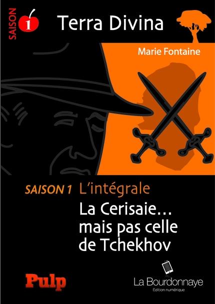 Couverture Terra Divina, intégrale : La Cerisaie... mais pas celle de Tchekhov