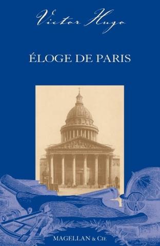 Couverture Éloge de Paris