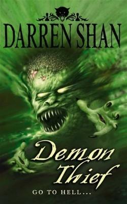 Couverture The Demonata, book 2: Demon Thief