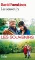 Couverture Les Souvenirs Editions Folio  2014